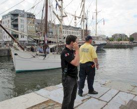G4S beveiligde Tall Ships Races 2010