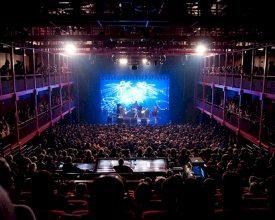 'Het zijn concerten in de grote zaal, met een staand publiek, die geld opbrengen'