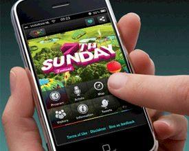 Maak nu zelf een smartphone app voor je festival!