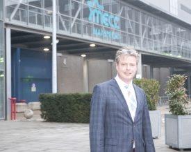 Eric Broekaart nieuwe directeur MECC Maastricht