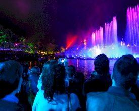 Efteling opent watershow van 17 miljoen euro