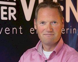 Olaf van den Wittenboer directeur Van der Veen-event engineering