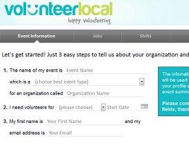 Start-up: VolunteerLocal