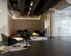 Na 'Groene Sleutel' ook vier vergaderhamers voor FLEX Meeting Center