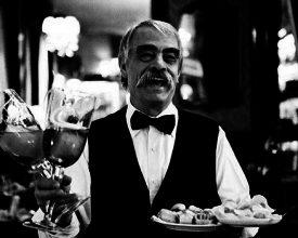 Italiaans aperitieven op kantoor