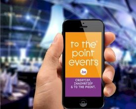 To The Point Events biedt nu ook apps aan