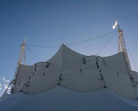 Facts & Figures opbouw Cirque du Soleil