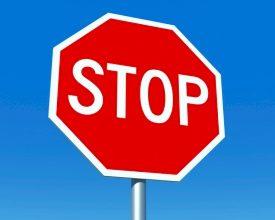 Column: Stop met organiseren!