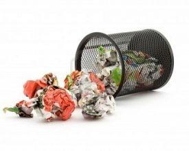 Haal het afval uit je meeting