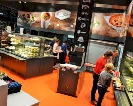 Nieuwe cateringpunten in Flanders Expo
