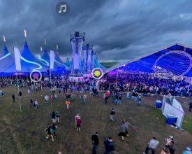 Eerste virtuele event ter wereld op Google Street View