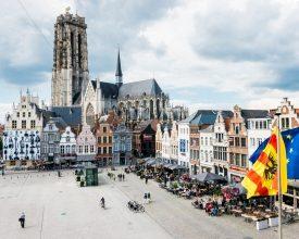 Zakentoerisme Mechelen zit in de lift