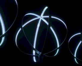 Wereldprimeur: exclusieve LED ring voor evenementen