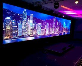 Proximus Lounge is high tech eventlocatie