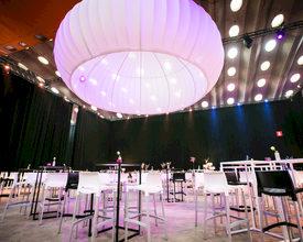 Nieuwe eventruimte in Nekkerhal - Brussels North Mechelen