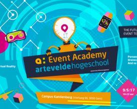 Event Academy: mis het niet!