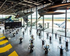Jouw evenement tussen tanks en vliegtuigen bij Nationaal Militair Museum