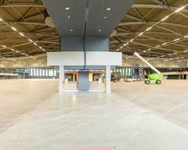 Rotterdam Ahoy in volgende fase grootschalige renovatie