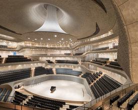 Wat als een algoritme een concerthal ontwerpt?