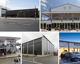 TOP 5 tijdelijke accommodaties voor de auto-industrie