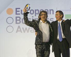 beMatrix bekroond als 1e Belgische firma met 'European Business Award'