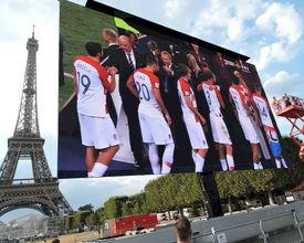 Grootste mobiele scherm ter wereld komt naar Festivak in Mechelen