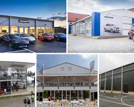 TOP 5 - Tijdelijke accommodaties voor de Automotive