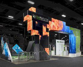 beMatrix gaat met hoofdprijs lopen op ExhibitorLive in Las Vegas
