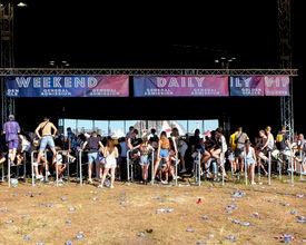 Organisatoren festival Vestiville opgepakt: chaos, afgelast, verdacht van oplichting