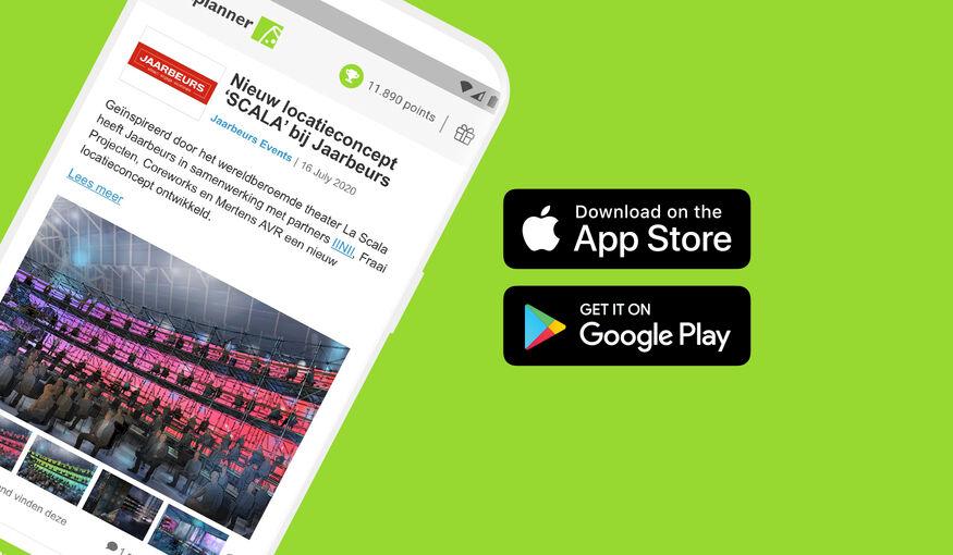 Move on Facebook, Instagram en Twitter, hier is de 'eventplanner app'