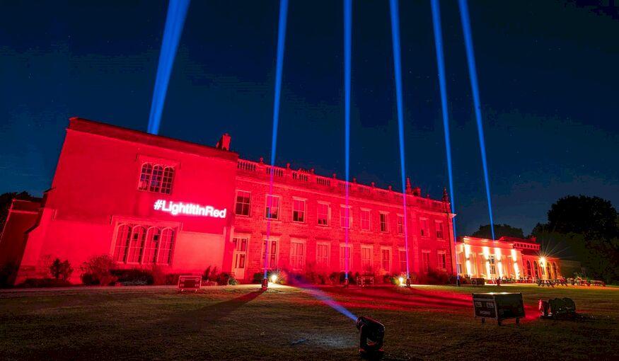 Internationale eventsector kleurt rood op 11 augustus