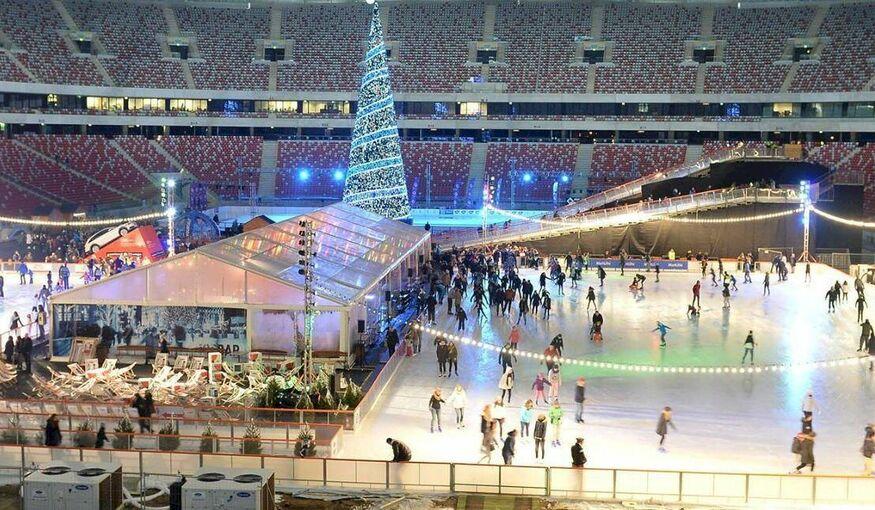 Een ijsbaan huren voor je evenement? Dat kan!