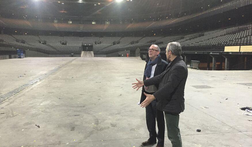 Provincie Antwerpen geeft Sportpaleis € 306.000 ademruimte