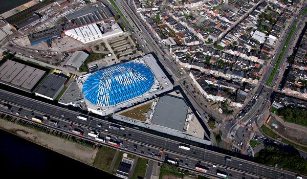 Sportpaleis Antwerpen en Vorst Nationaal gaan samenwerken