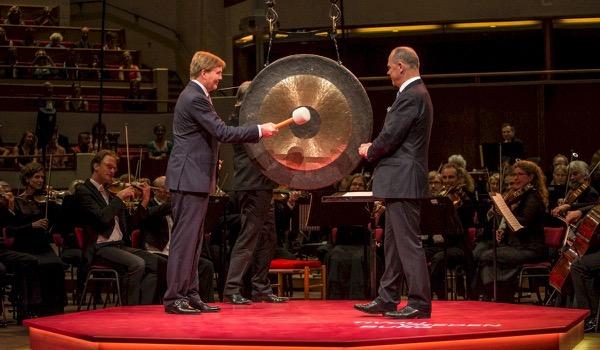 TivoliVredenburg officieel geopend door Koning Willem-Alexander