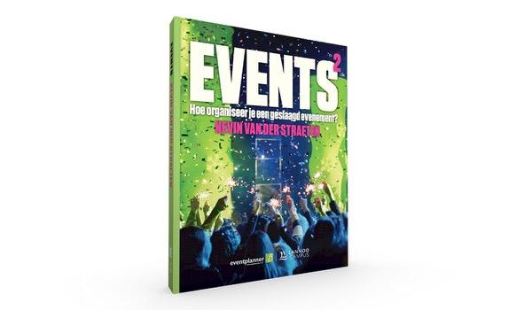 Bestseller EVENTS krijgt vervolg! Schrijf jij mee als expert?