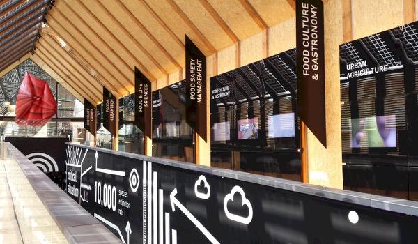 Expo Milano: Hoe breng je technologische innovaties tot leven?