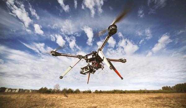 Hoe kan je wettelijk 'dronen' op evenementen?