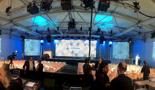 Interactieve projectie aangestuurd met Kinect