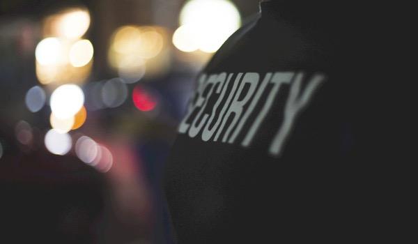 Het leven zoals het is... Event Security