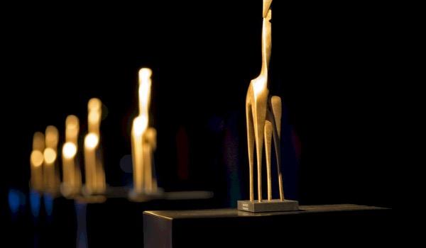 Winnaars Gouden Giraffe 2016