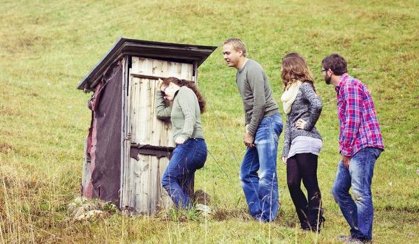 Waarom geen genderneutrale toiletten op events?