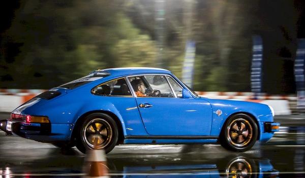 Ga voor 100% veilige fun met de classic car course