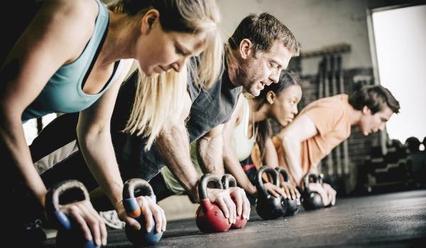 Sweatworken is het nieuwe netwerken en vergaderen