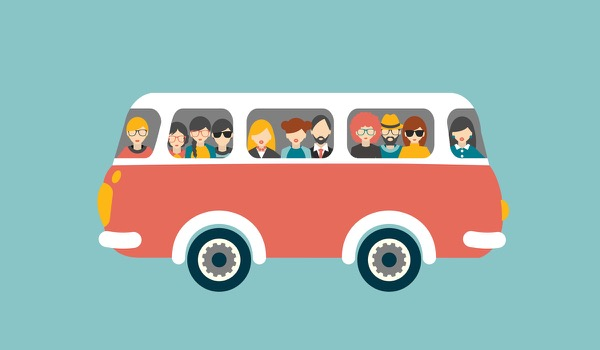 Start-up: Sharethebus