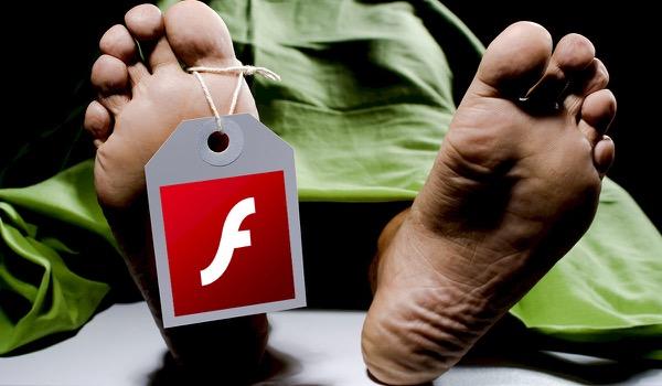 Gooi je Flash website nu in de prullenmand