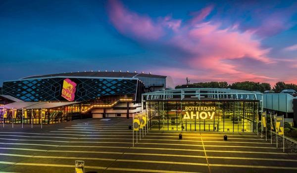 Rotterdam Ahoy host muziekspektakel van het jaar