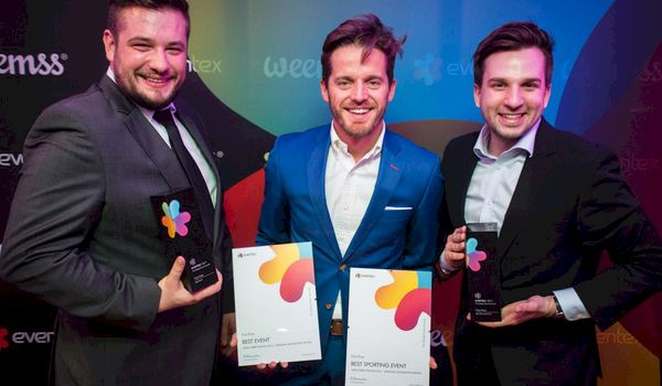 Superhelden in de evenementenwereld - Winnaars Global Eventex Awards 2017