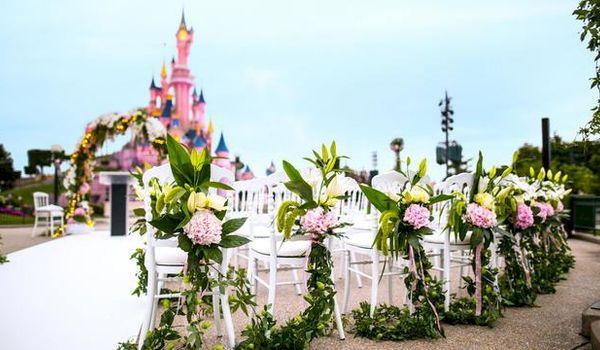 Van een sprookjeshuwelijk gesproken: je kunt nu ook trouwen in Disneyland Parijs