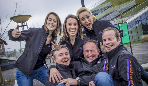 To The Point Events lanceert teambuildingportaal
